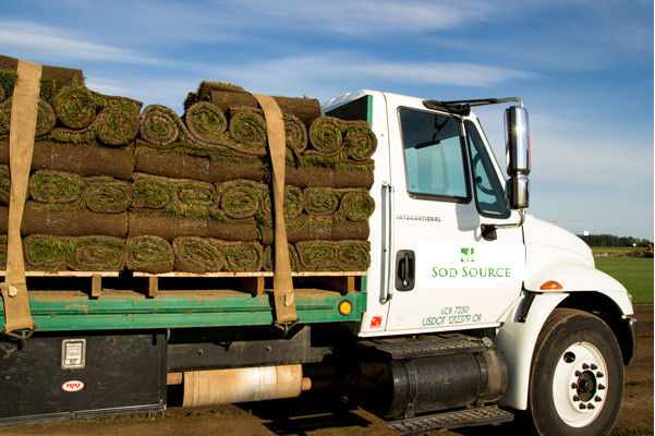 sod source truck